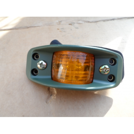 marker light amber LED