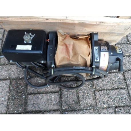 electric winch 24 v warn 9000 lbs