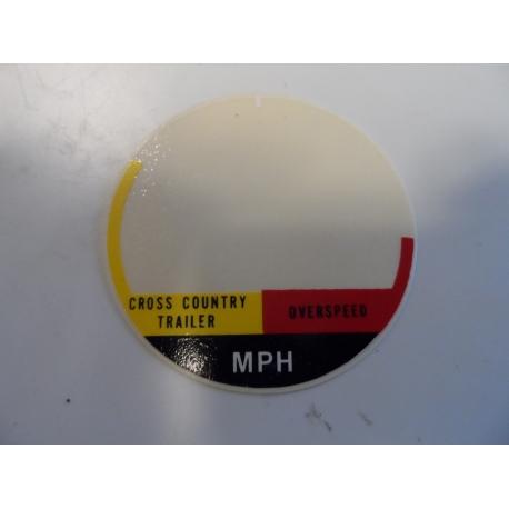 sticker speed M998/M800/M900