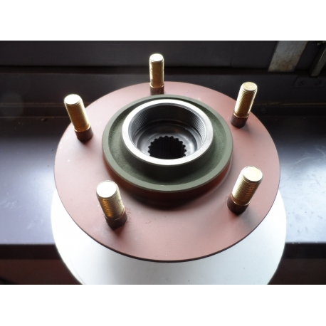 Spindle wheel M151A2