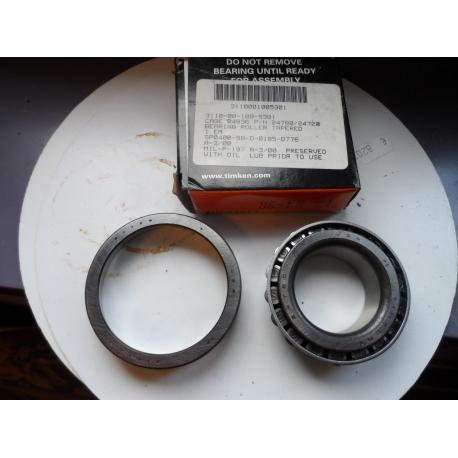 bearing axle diff