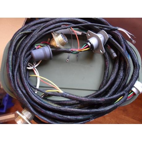 wiring harness rear