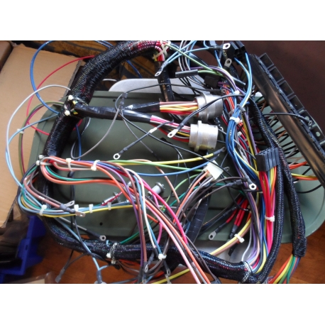wiring harness front
