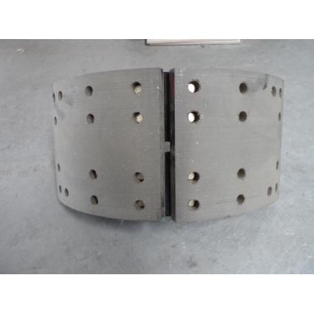 brake shoe rear