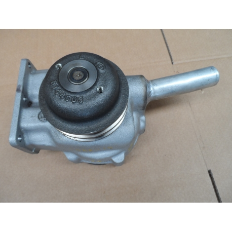 Pump, cooling system, engine