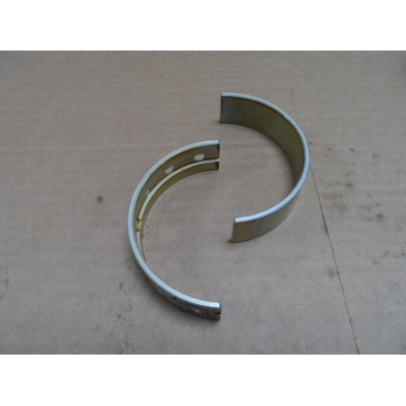 Bearing half set, sleeve