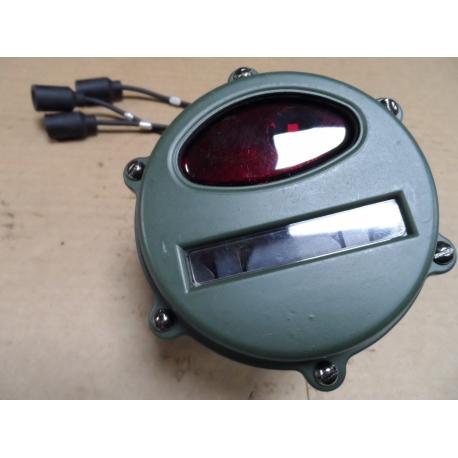 taillight stoplight 24 v 3 wire