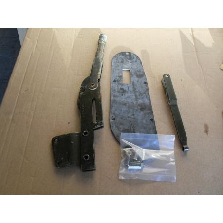 parts kit, handbrake