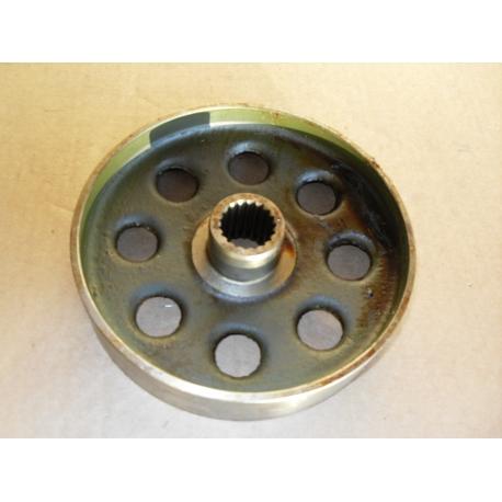 drum parking brake