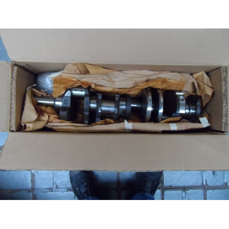 Crankshaft, engine