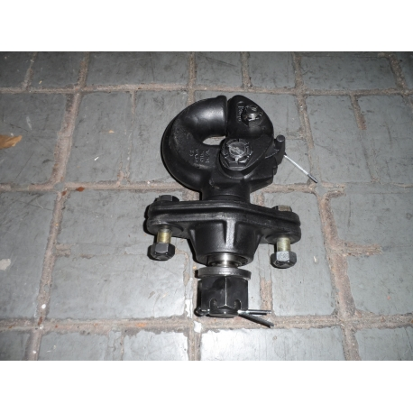 Pintle, assembly, towing
