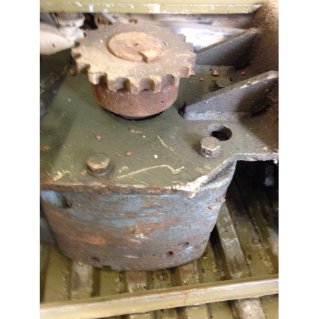 Motor, hydraulic, used take out