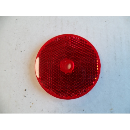 Red reflector, SATE-LIGHT, SAE-A-88-DOT