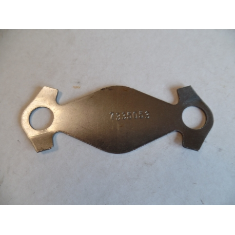 Plate, lock universal joint spicer