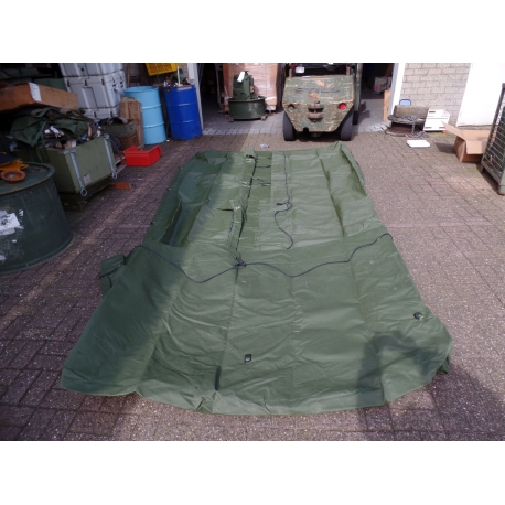 Cover fitted, GREEN, M1083 MTV, 6x6