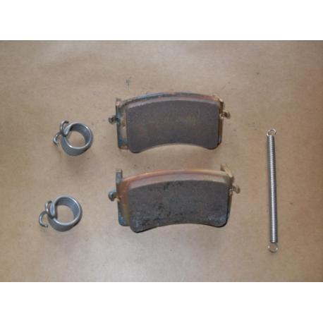 parts kit handbrake
