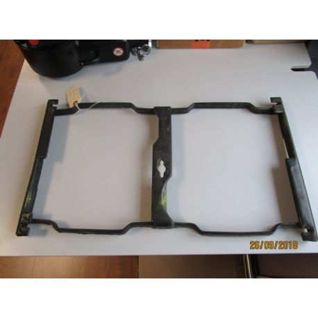 Retainer, battery, Used