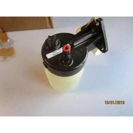Evaporator, air brake system