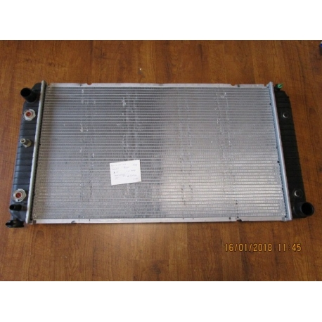 Radiator, Chevy Blazer, light damage