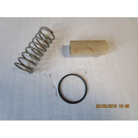 Parts kit fluid