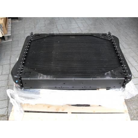 Radiator, engine coolant