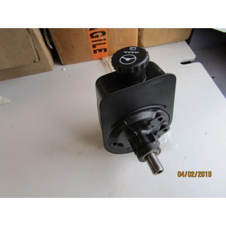 pump steering