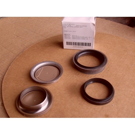 seal set spindle wheel