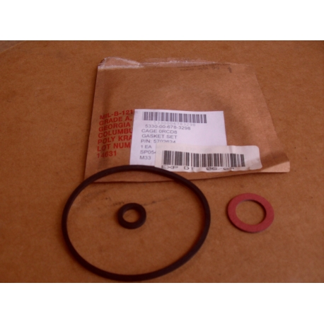 gasket set fuel filter