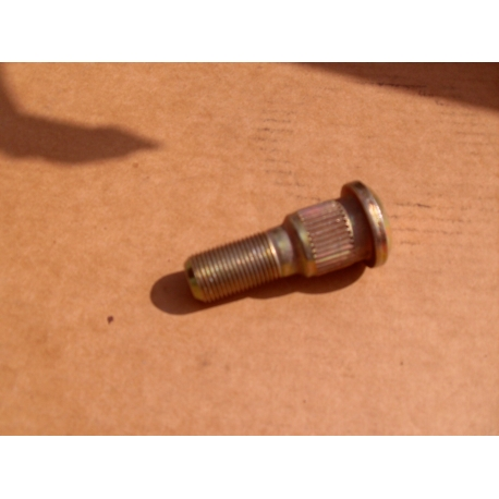 wheel bolt