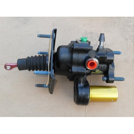 brake booster assembly
