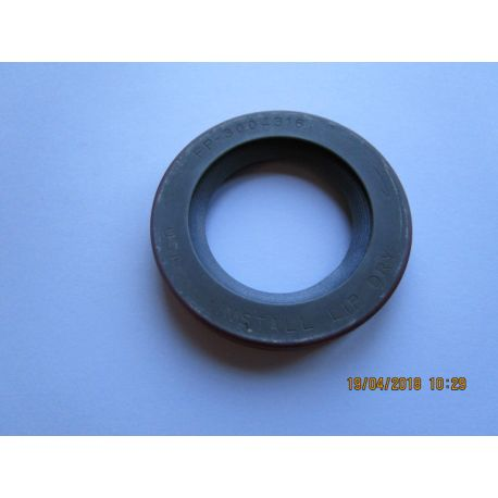 Seal, front cover compressor pulley